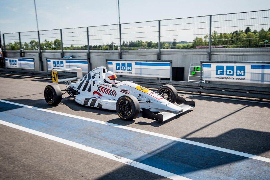 Mads Hoe Formel 5