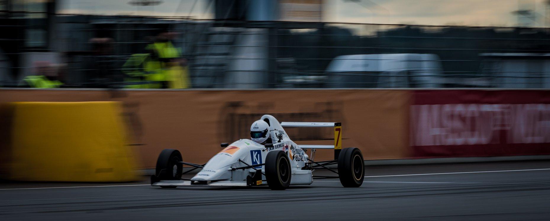 Jacob Saabye Bjerring Formel 5