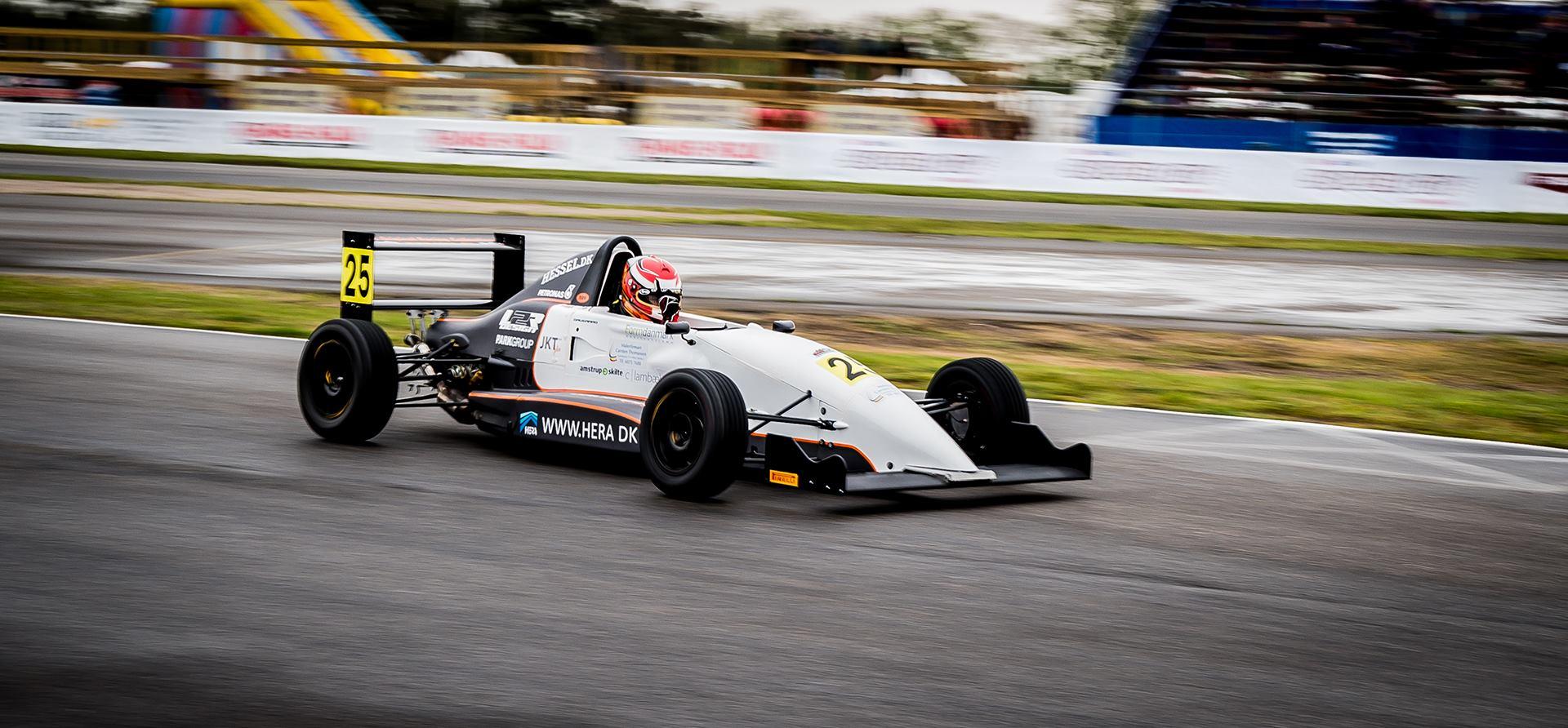 Lucas Daugaard Formel 5